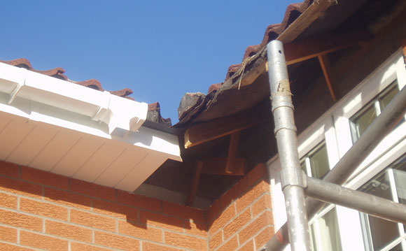 Mr O'Connor - Soffit & Fascia Replacement - Wizard Home